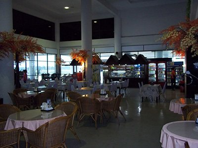 Sawasdee Restaurant inside