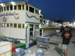 Surat Thani to Koh Tao Night Boat