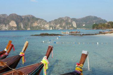 Long Beach in Koh Phi Phi