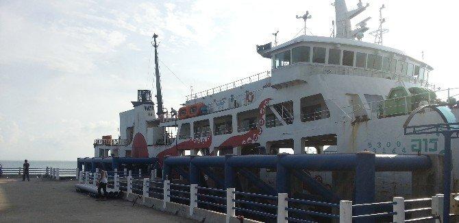 Raja car ferry