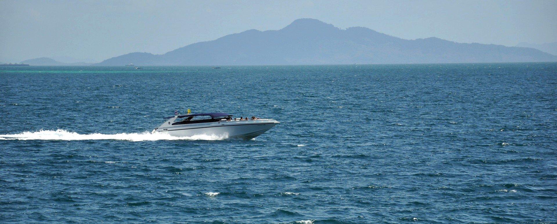 Speedboat transfer from Koh Lipe to Hat Yai Airport