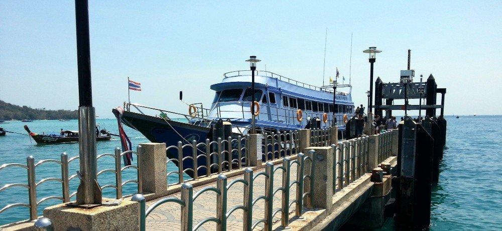Ferry from Koh Phi Phi to Koh Lanta