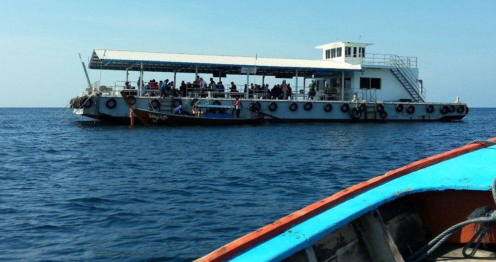 Koh Lipe Floating Pier