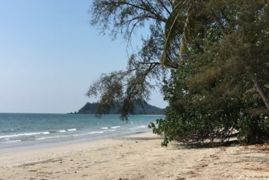 Beach in Koh Chang