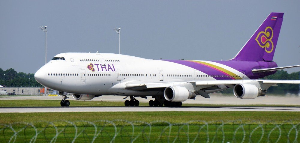 Suvarnabhumi is the main international airport in Bangkok